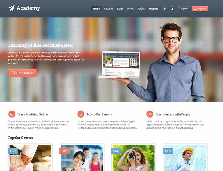 Academy Theme