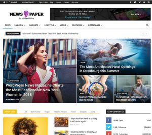20 Best WordPress NewsPaper Themes