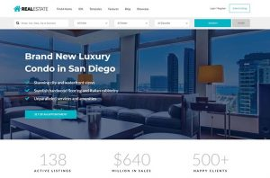 10 Best Real Estate WordPress Themes